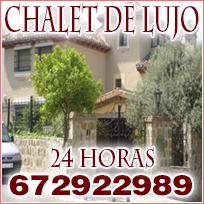 CHALET DE LUJO
