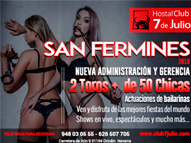 HOSTAL CLUB 7 DE JULIO
