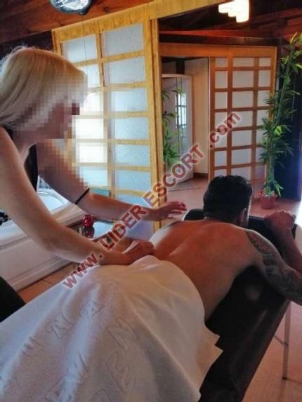 Masajista erotica  -