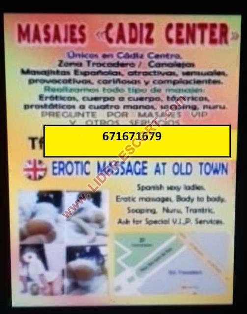 Centro de masajes, variedad de técnicas -