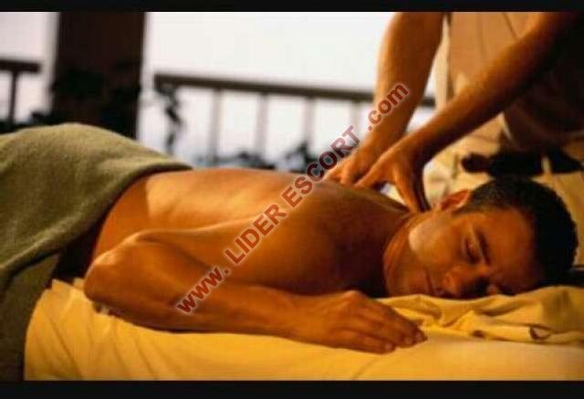 Masajes eroticos -