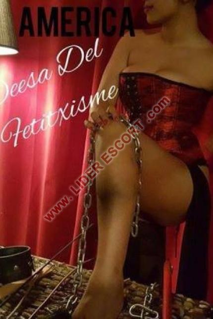 Mistress América mujer dominante BDSM -