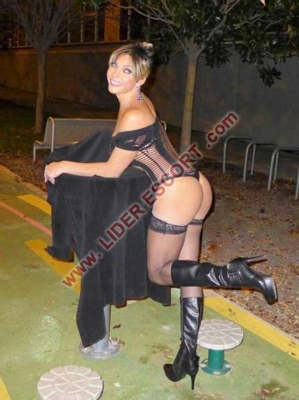 Trans brasileña muy pasional -