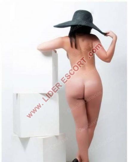 Escort canaria muy sensual -