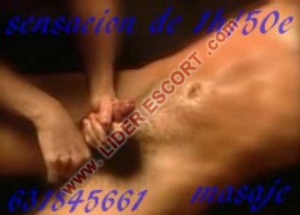 Masaje con frances -