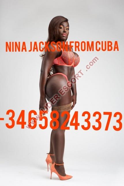 Nina jackson ts Nina Jackson