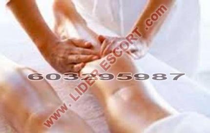 Disfruta de un buen masaje -