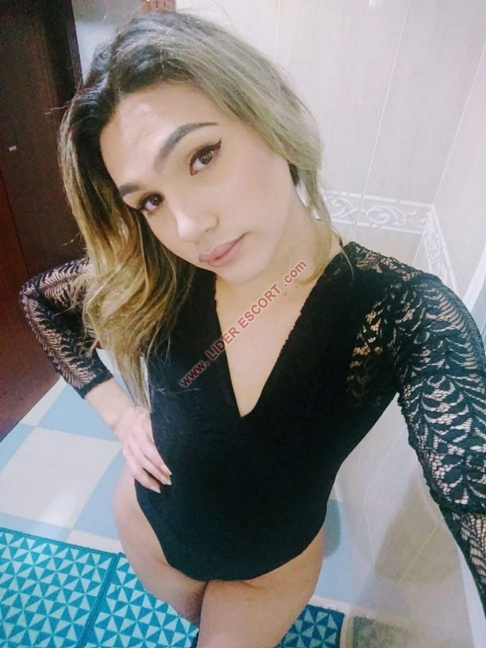 Novedad Brasileña Fetichista 21 cm cachonda -