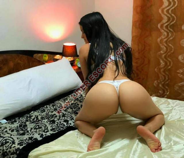 Colombiana caliente -