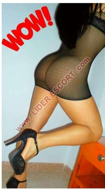 Implicada y sensual -