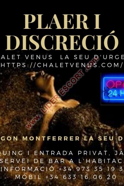 Casting Andorra Chalet venus -