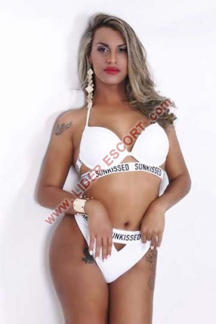 ALEXIA RUBIAZA......BRASILEÑA EXPLOSIVA AMANTE DEL SEXO -