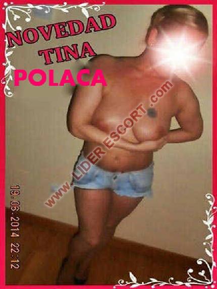 TINA POLACA TETAS XXL DELGADITA RUBIA CHUPONA -