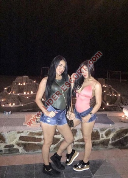 Colombianas fiestera. Lesbico real -