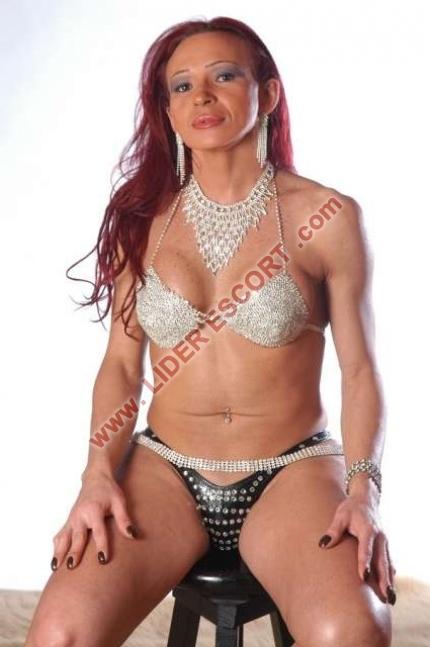 Trans femenina  muy sensual -