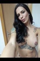Top real latina trans Lulú Ferraz viciosa y morbosa