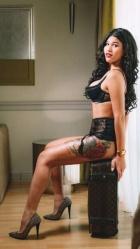 Trans preciosa, actriz porno de 23 añitos